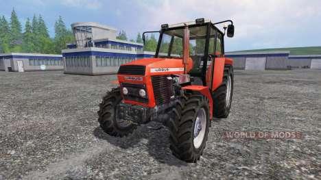 Ursus 1014 [new] для Farming Simulator 2015