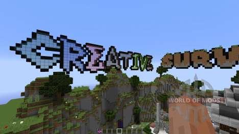 Epic Simple Hub для Minecraft