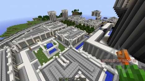 Large City для Minecraft