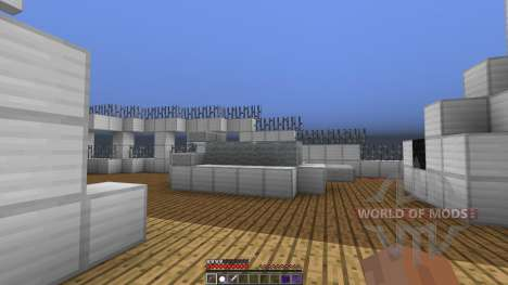 Hijacked для Minecraft