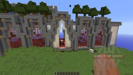Mansion 1 для Minecraft