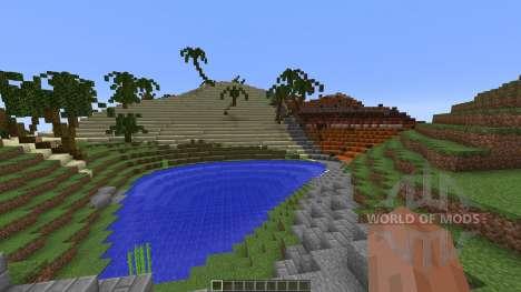 Trees & Things для Minecraft