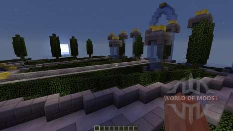 NEW Minecraft Games Lobby 12 slots для Minecraft