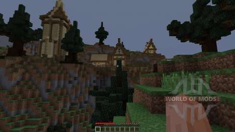 Protect The Town для Minecraft