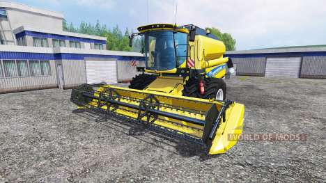 New Holland TC5.90 [twin wheels] для Farming Simulator 2015