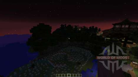 Kamiya island complex для Minecraft