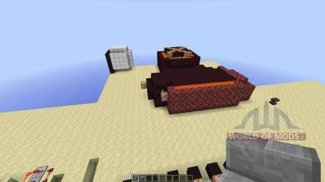 Crumbling Death для Minecraft