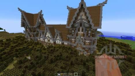 Braewood Manor The Scuttlers Legend для Minecraft