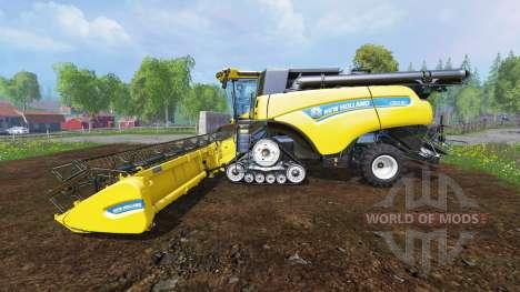 New Holland CR10.90 [multi color] для Farming Simulator 2015