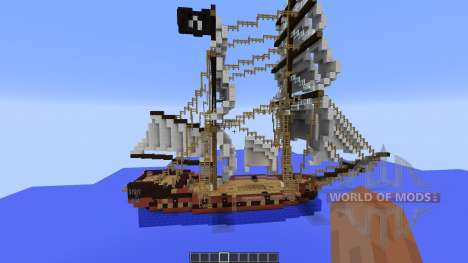 Jackdaw для Minecraft