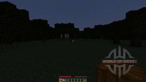 Slender: Suit для Minecraft
