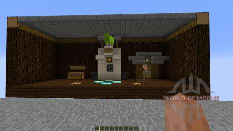 Survival Gamble-Machine для Minecraft