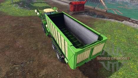Krone BIG L500 Prototype v2.0 для Farming Simulator 2015