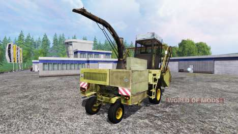 Fortschritt E 281 для Farming Simulator 2015