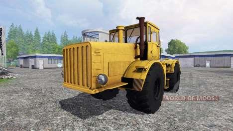 К-700 Кировец для Farming Simulator 2015
