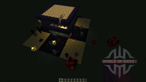 Mob Challenge для Minecraft