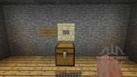 Darkness at Noon для Minecraft
