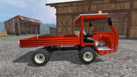 Bucher TR2400 для Farming Simulator 2015