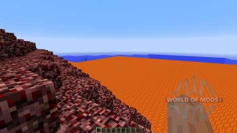 Nether Lands для Minecraft