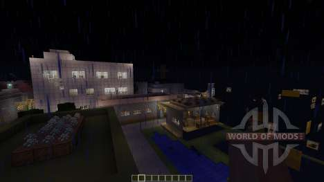 The City of Crafton для Minecraft