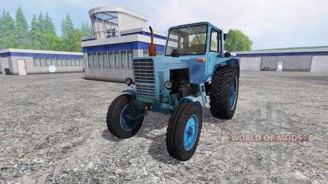 МТЗ-80 v4.0 для Farming Simulator 2015