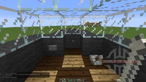Warplane для Minecraft
