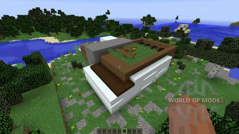 Paradox для Minecraft