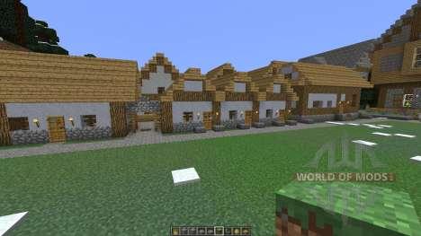 City Build для Minecraft