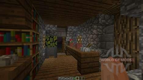 Ballibury Steading для Minecraft