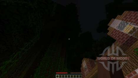 Jungle Island Nice map для Minecraft