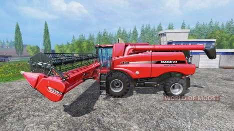 Case IH Axial Flow 7130S v1.1 для Farming Simulator 2015