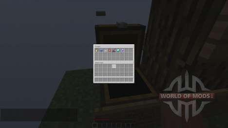 Sky islands survial для Minecraft