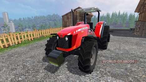 Massey Ferguson 4275 для Farming Simulator 2015