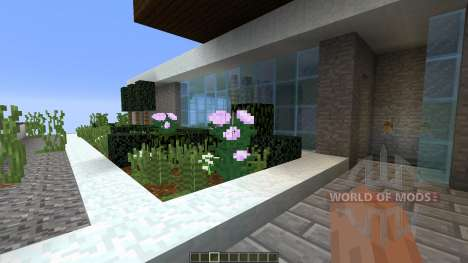 Fade A minimalist modern home pop reel для Minecraft