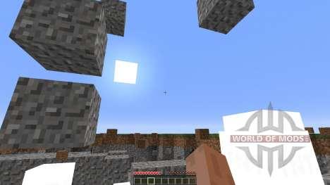 ENDLESS для Minecraft