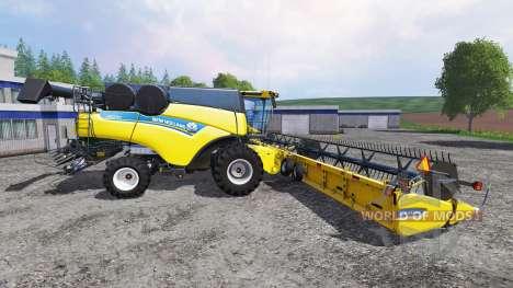 New Holland CR10.90 [multifruit] для Farming Simulator 2015