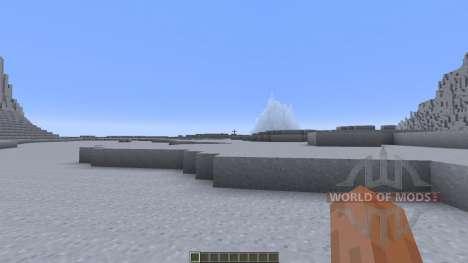 Extreme Mountains Custom Terrain для Minecraft