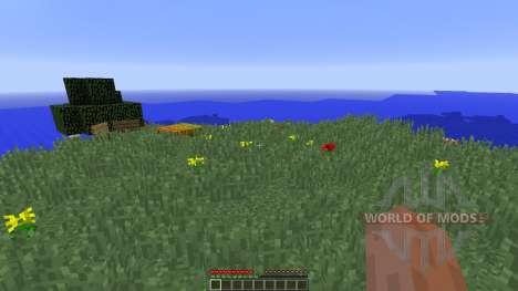 Ultimate Survival and Adventure Island для Minecraft