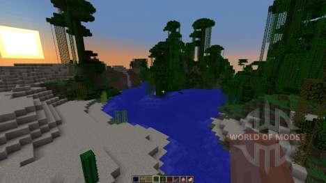 Zombie Apocalypse для Minecraft