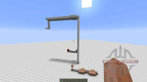 Assassins Creed Haystack Jump для Minecraft