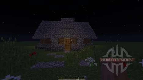 Medieval House для Minecraft
