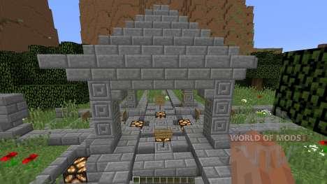 Summer для Minecraft