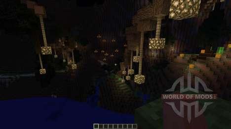 The Territory of Life для Minecraft