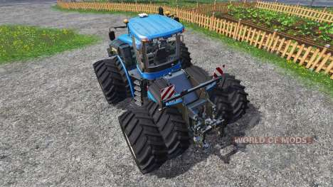 New Holland T9.670 DuelWheel v1.1 для Farming Simulator 2015