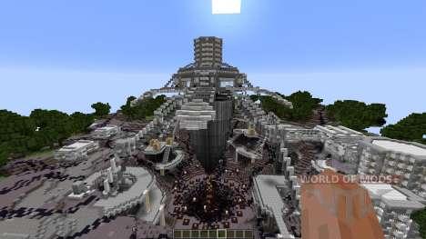 Excavation Zero для Minecraft