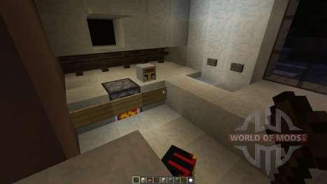 Siop Contemporary house для Minecraft