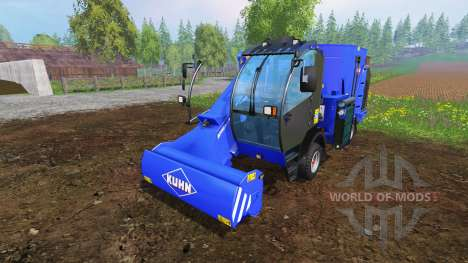 Kuhn SPV 14 v2.1 для Farming Simulator 2015