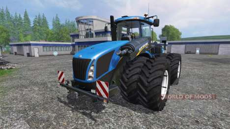 New Holland T9.670 DuelWheel v2.0 для Farming Simulator 2015