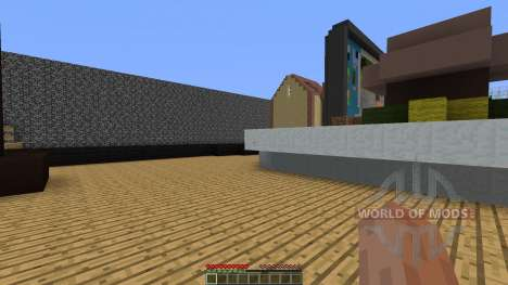 Table Survival для Minecraft