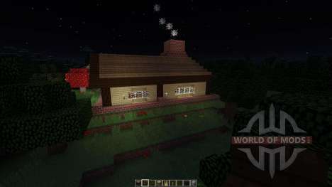 Humble Pond House для Minecraft